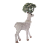 Best sell wholesale cheap holiday decorating lovely christmas standing deer